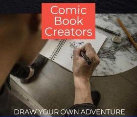 Comic Book Creator logo