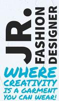 Jr. fashion designer logo