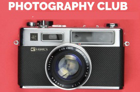 photography club logo