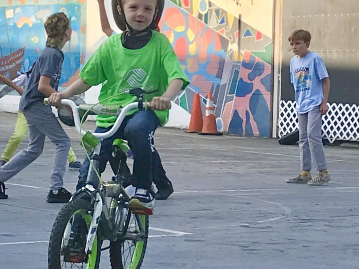 Pedal to Play: Send our Kids to Camp!