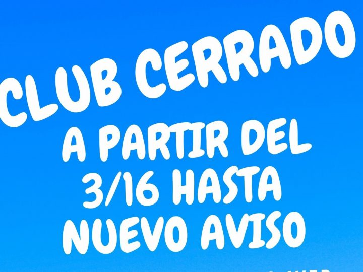 Noticias Importantes del Club